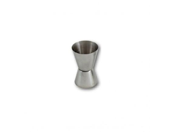 Джиггер, 20-40 мл нерж.сталь, Dali. (474420)
