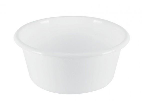 Таз полипропилен, 6.5 литра, диам 32 см, Paderno. (47600-32)