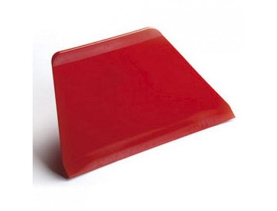 Скребок кондитерский пластиковый, 21,6х12,8 см, Paderno. (47621-01)