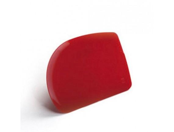 Скребок кондитерский пластиковый, 12х8,6 см, Paderno. (47621-02)