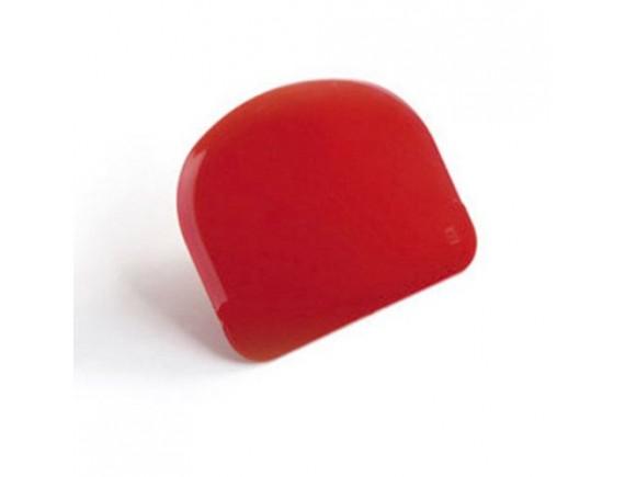 Скребок кондитерский пластиковый, 12х8,8, Paderno. (47621-03)