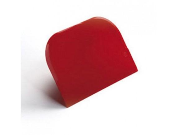 Скребок кондитерский пластиковый, 14,8х9,9 см, Paderno. (47621-05)