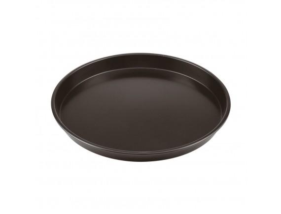 Кондитерская форма для выпечки круглая, 24х2.3см, с антипригарным покрытием, Paderno. (47739-24)
