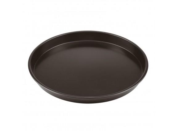Кондитерская форма для выпечки круглая, 28х2.3см, с антипригарным покрытием, Paderno. (47739-28)