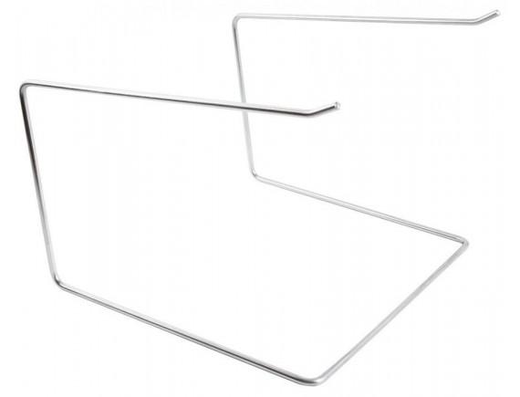 Подставка для силиконовых форм, 30х30х17.5 см нерж.сталь, Paderno. (47742-00)