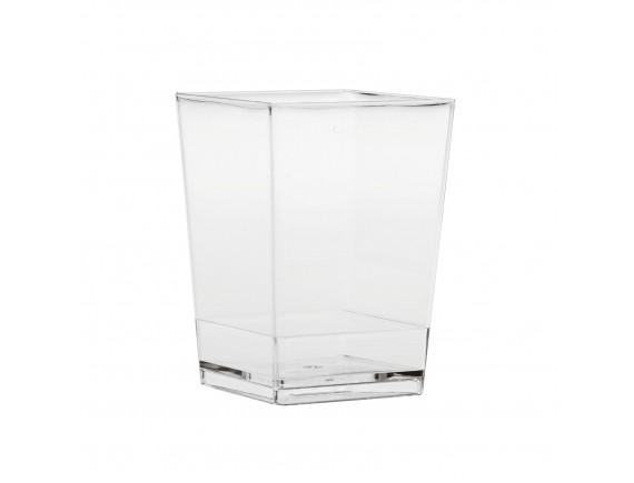 Стаканчик пластиковый одноразовый 100 мл уп-100 шт, Paderno. (48351-02)