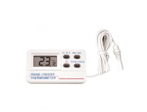 Термометр для холодильника, -50+70, с выносным датчиком, Paderno. (49887-00)