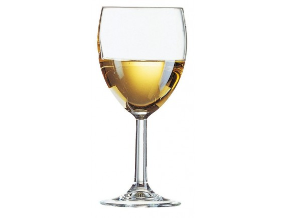 Бокал для вина, «Савой» стекло; 350мл; D=84, H=130мм; прозрачный, Arcoroc. (50463)