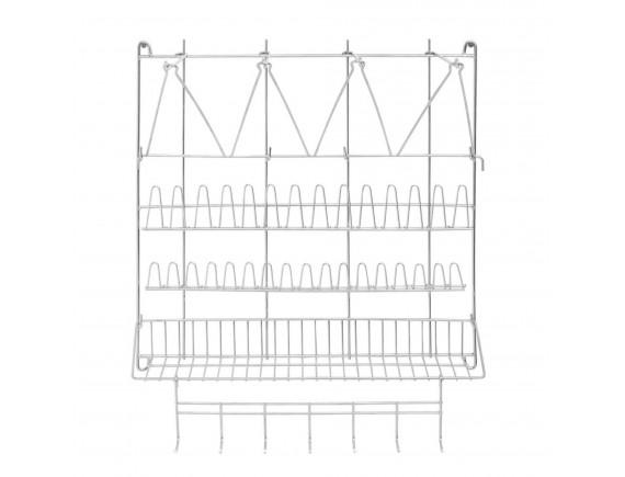 Подставка настенная для сушки мешков и насадок, Dali. (510000)