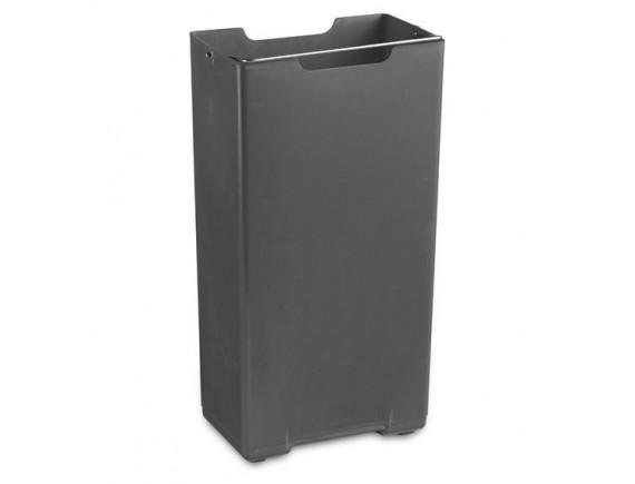 Контейнер 10л, пластик, серый (5235)