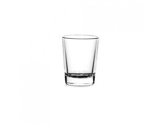 Стопка «Алания», стекло, 60мл, H=64мм, Pasabahce. (52440)