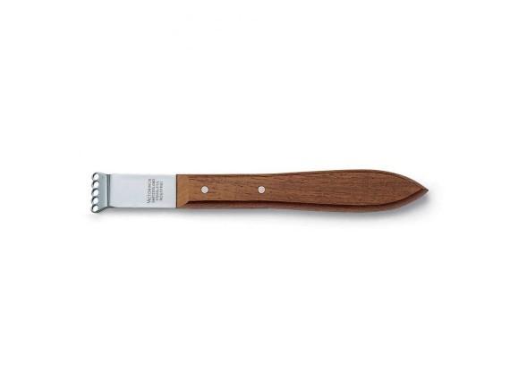 Нож для цедры, деревянная ручка, Victorinox. (53500)