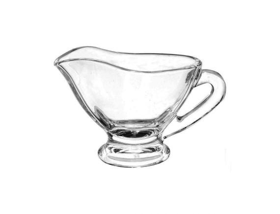 Соусник «Бэйзик», стекло, 60мл, H=6,L=9.5,B=5см; прозрачный, Pasabahce. (55002)