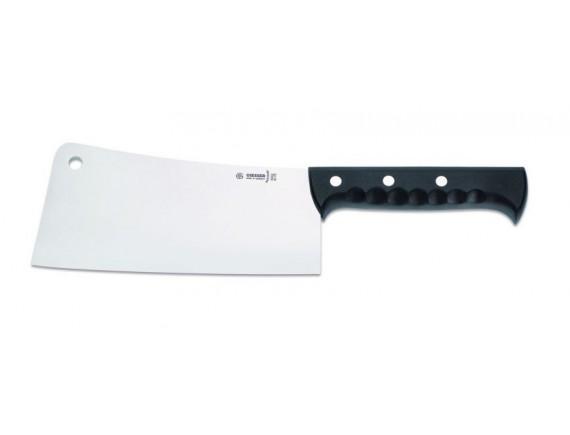 Топор для мяса, 25 см, нержавеющая сталь, ручка POM, Giesser Messer. (6655 sp 25)