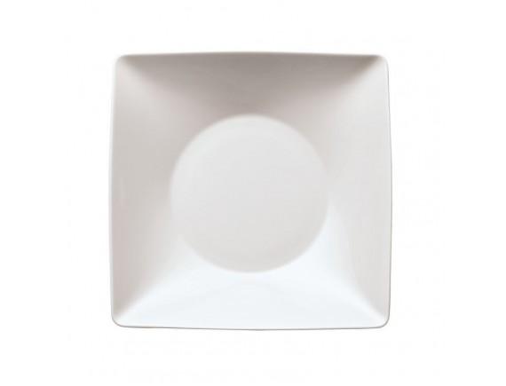 Тарелка квадратная глубокая 23см, Omnia Square, Arthur Krupp. (67303Q10)