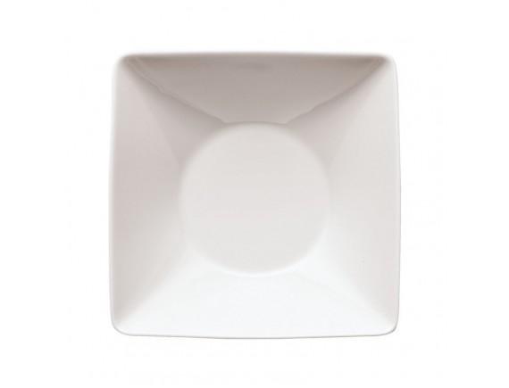 Тарелка квадратная глубокая 9 см, Omnia Square, Arthur Krupp. (67303Q82)