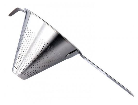 Дуршлаг с ручкой конусный, 17.5 см, нержавеющая сталь, Sunnex. (701CM)
