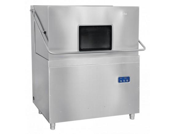 Машина посудомоечная МПК-1400К купол, 1400 тар/ч, 2 цик, 2 дозатора (моющ/ополаск), 2 насоса: мойки, ополаскивания, Чувашторгтехника (710000008574)