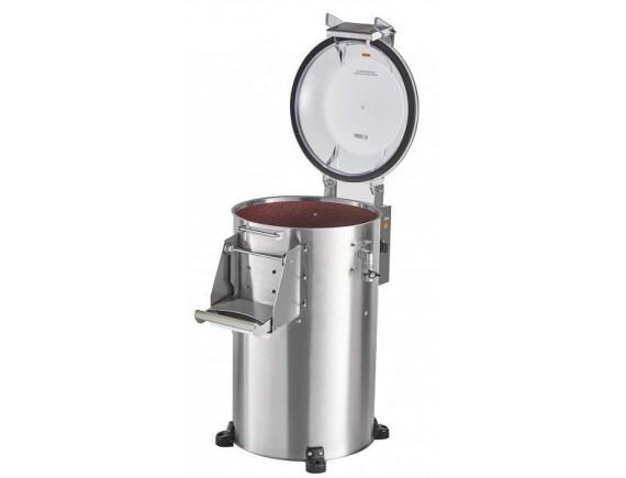 Машина картофелеочистительная кухонная МКК-300, 300 кг/ч, 17 кг, время на обработку 2 мин, 0,75 кВт, 400В, Чувашторгтехника (710000009884)