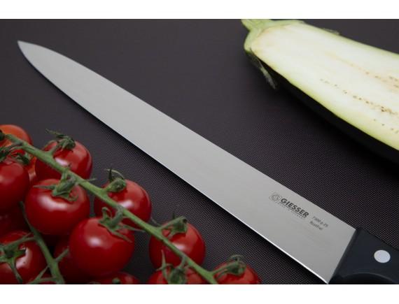 Нож для ветчины, 25 см, ручка POM, Giesser Messer. (7300 p 25)