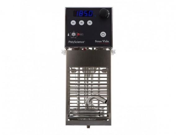 Погружной ротационный кипятильник PolyScience  7306АС2Е, иммерсионный циркулятор Sous Vide Professional ™ CLASSIC , максимальный объем ванны: 45 литров   Максимальная производительность насоса: 12 литров в минуту (7306АС2Е)