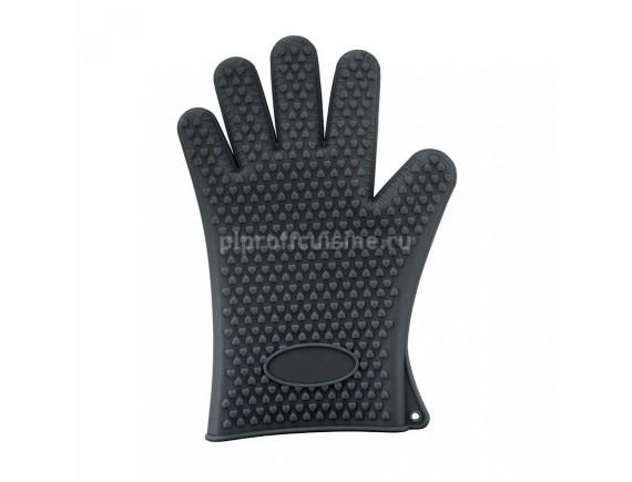 Жаропрочная перчатка силиконовая, t 260C, 28 cм, Proff Cuisine. (81200209)
