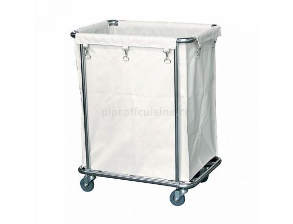 Тележка для уборки белья, прямоуг (597*445*838мм), Proff Cuisine. (81200273)