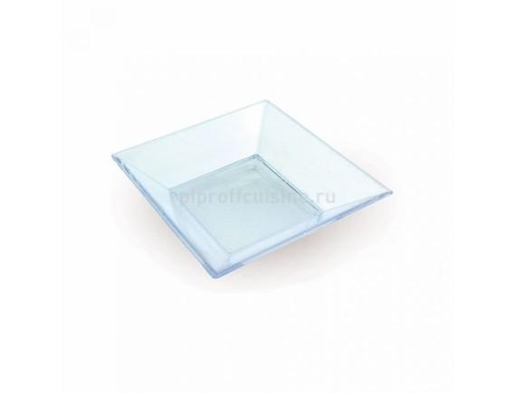 Фуршетный пластик 1уп=25шт (7.5х7.5х2.4 cм), Proff Cuisine. (81200523)