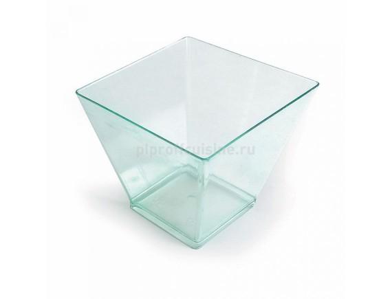 Фуршетный пластик, 1уп=50шт, (5х5х4.5 cм), 50мл, Proff Cuisine. (81200527)
