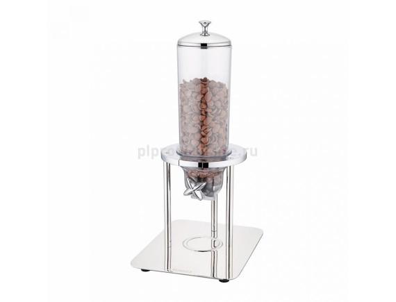 Диспенсер сервировочный для сухих продуктов (1 колба 3 л), Proff Cuisine (81200601)