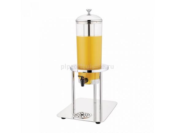 Диспенсер сервировочный для холодных напитков (1 колба 3 л), Proff Cuisine. (81200602)