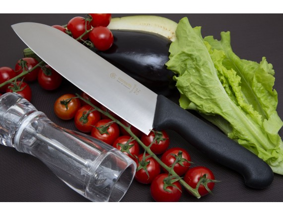 Нож восточный, 18 см, ручка TPE, Giesser Messer. (8269 k 18)