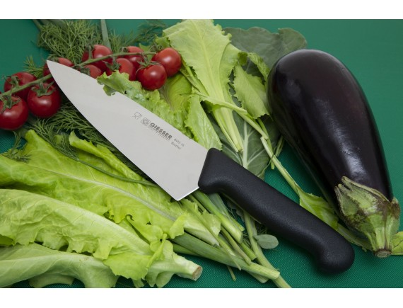 Нож поварской, 16см, ручка TPE, Giesser Messer. (8455 16)