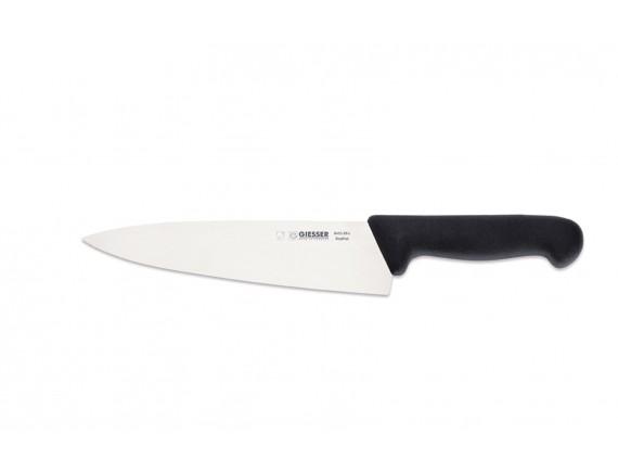 Нож поварской, 20 см, ручка TPE, Giesser Messer. (8455 20)