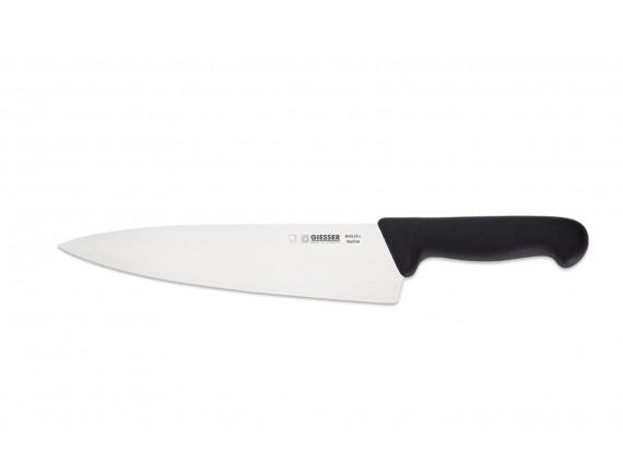 Нож поварской, 23 см, ручка TPE, Giesser Messer. (8455 23)