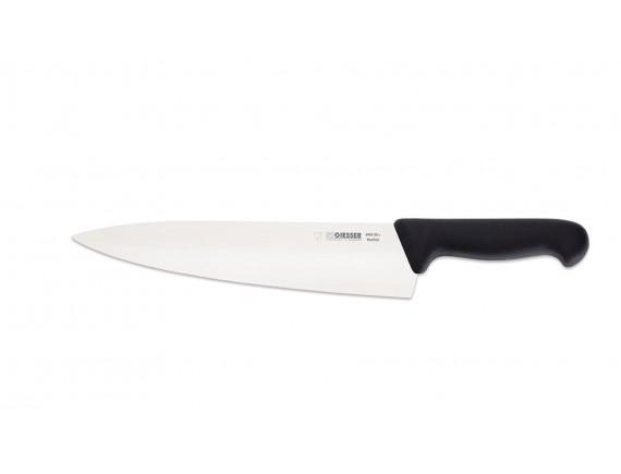 Нож поварской, 26 см, ручка TPE, Giesser Messer. (8455 26)