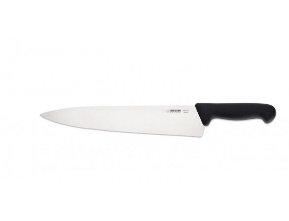 Нож поварской, 29 см, ручка TPE, Giesser Messer. (8455 29)