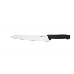 Нож поварской узкий, 23см, ручка TPE, Giesser Messer. (8456 23)
