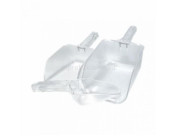 Совок для льда и сыпучих продуктов, из поликарбоната, 170 мл, Proff Cuisine. (90001049)