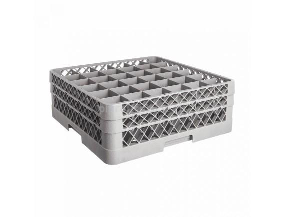 Дополнительная секция к кассете, 500*500*45мм/36 ячеек LQ, Proff Cuisine. (90001083)