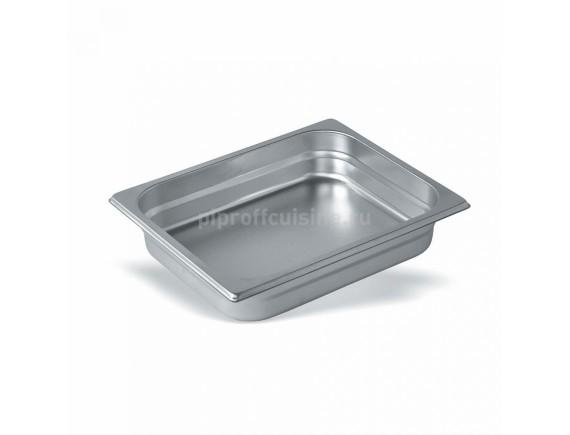Гастроемкость металлическая, 1/2*65 (Е-8012065), Proff Cuisine. (91001039)
