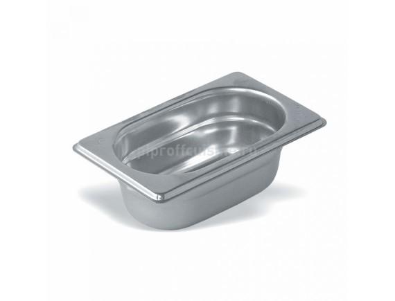 Гастроемкость металлическая, 1/9*100 (Е-8019100), Proff Cuisine. (91001057)