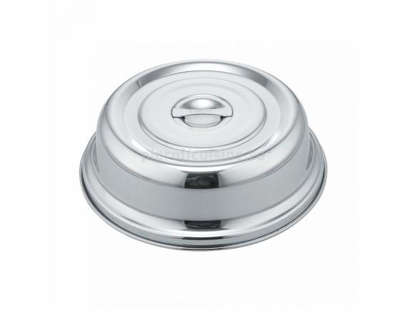 Крышка круглая для горячих и холодных блюд, D=26.5 cм металлическийSun-P.L., Proff Cuisine. (92000034)