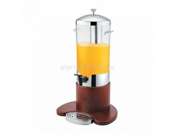 Диспенсер сервировочный для соков, молока и тд. (1 колба - 5 л), Proff Cuisine. (92001046)