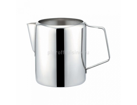 Кувшин под воду, молоко, сок, нержавеющая сталь, 1л «SUNNEX», Proff Cuisine. (92001069)
