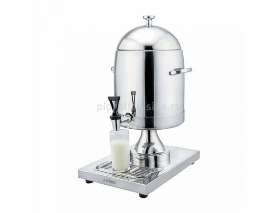 Диспенсер сервировочный, нержавеющая сталь, для соков, молока и тд, 1колба- 10л «SUNNEX», Proff Cuisine. (92001101)