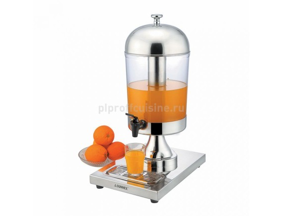 Диспенсер для сока, 8 литров, Proff Cuisine. (92001158)