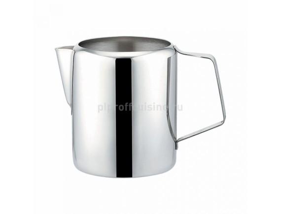 Кувшин под воду, молоко, сок, нержавеющая сталь, 0,55 л «SUNNEX», Proff Cuisine. (94000013)