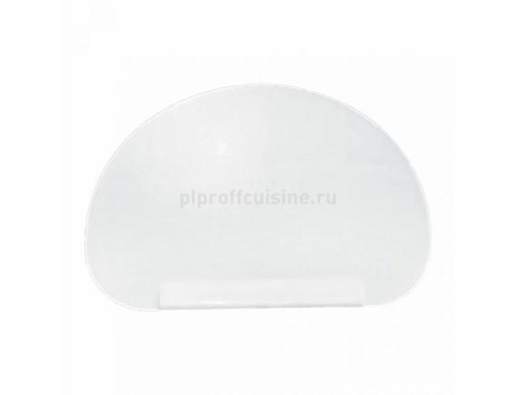 Скребок кондитерский, пластиковый, 10,4х7,4 см, Proff Cuisine. (94001041)