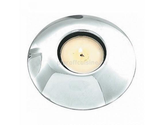 Подсвечник круглый для чайной свечи